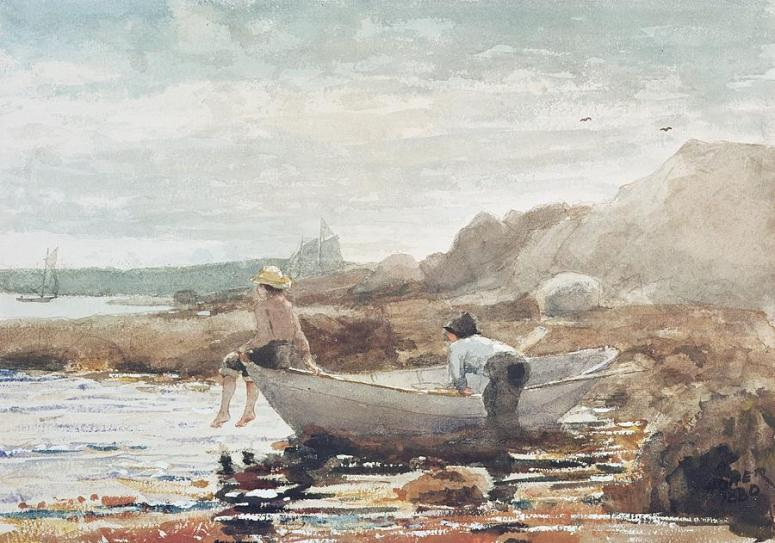 boys-on-the-beach-winslow-homer-1836