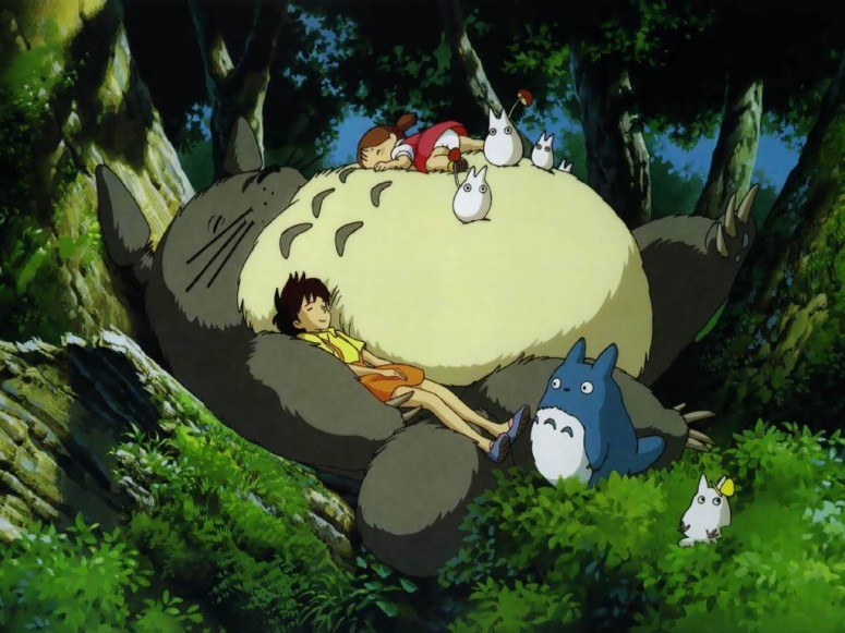 Totoro - Good night, sleep tight