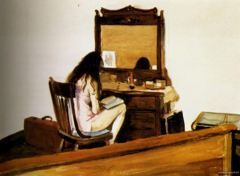 interior-model-reading-1925