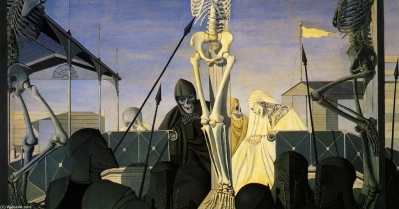 Crucifixion (1952 - lower half)