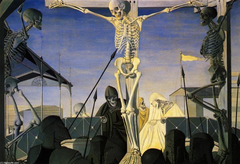 crucifixion-1952