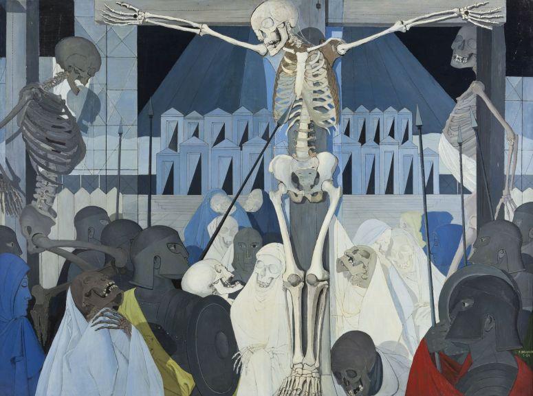 crucifixion-ii-1954