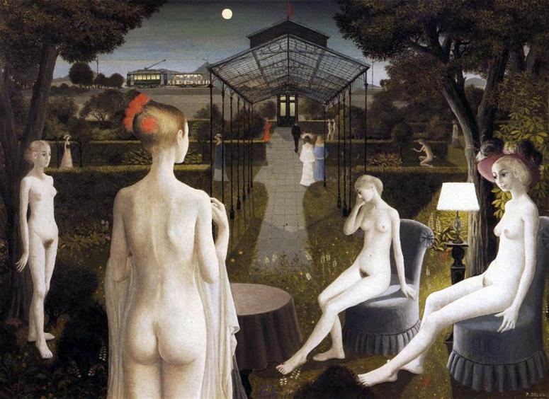 Museum Paul Delvaux (Koksijde, Belgium)
