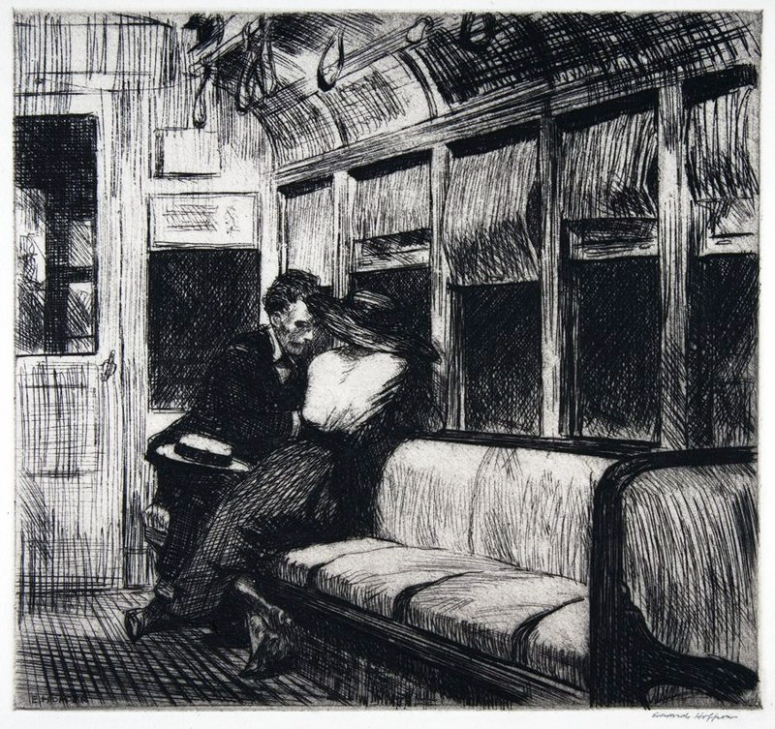 night_on_the_train_1918
