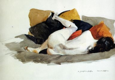 Reclining Nude (1927)
