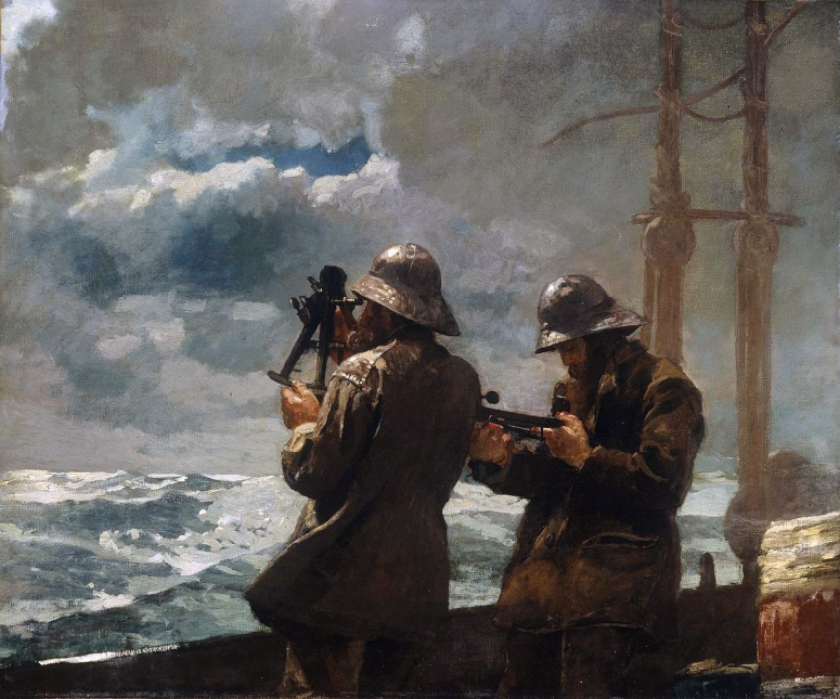 WinslowHomer-Eight_Bells_1886 adj 2