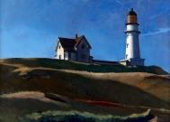 Lighthouse Hill (1927 - oil on canvas, 73.8 x 102.2 cm)