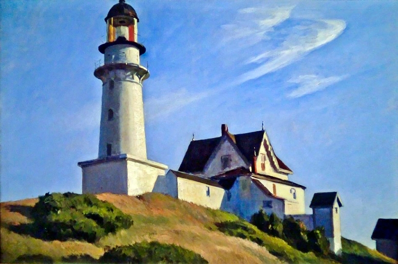3-the-lighthouse-at-two-lights (1929) adj
