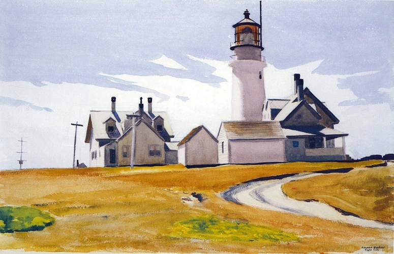 Highland Light, 1930 (large)