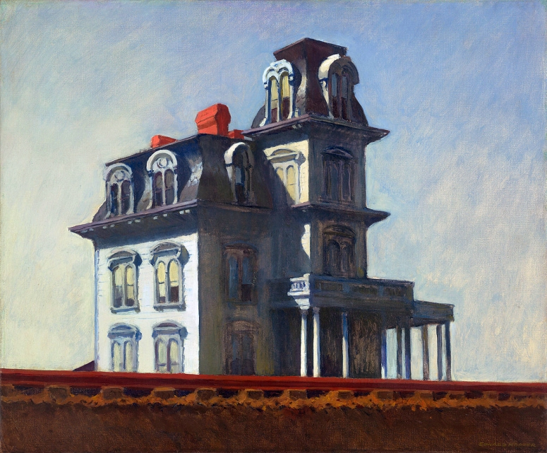 The House by the Railroad_1925 adj