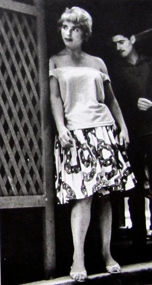 Sex worker (El Raval, 1960s)