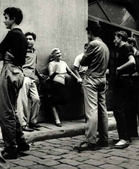 The Street (El Raval, 1960s)
