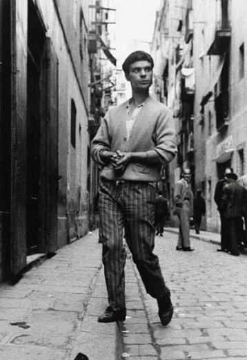 Noi gai (El Raval, 1960s)