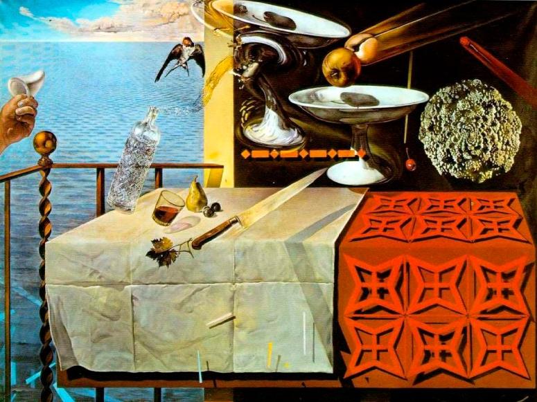 Natura Morta Vivent (1956) gran
