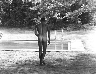 THE SWIMMER, Burt Lancaster, 1968