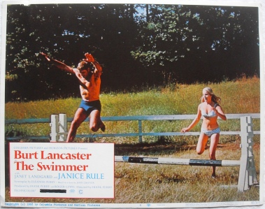 THE SWIMMER, B. L. and Janet Landgard