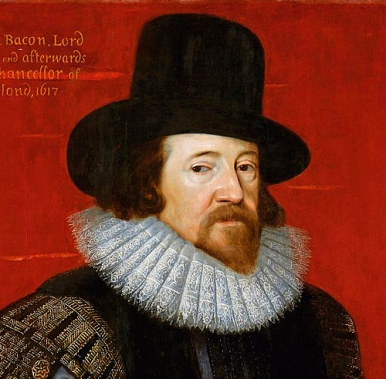 Francis Bacon (Paul van Somer I, 1617)