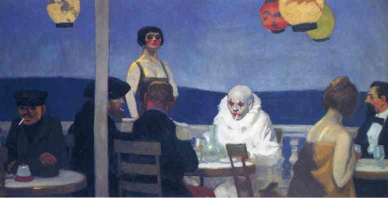 Soir Bleu (1914)