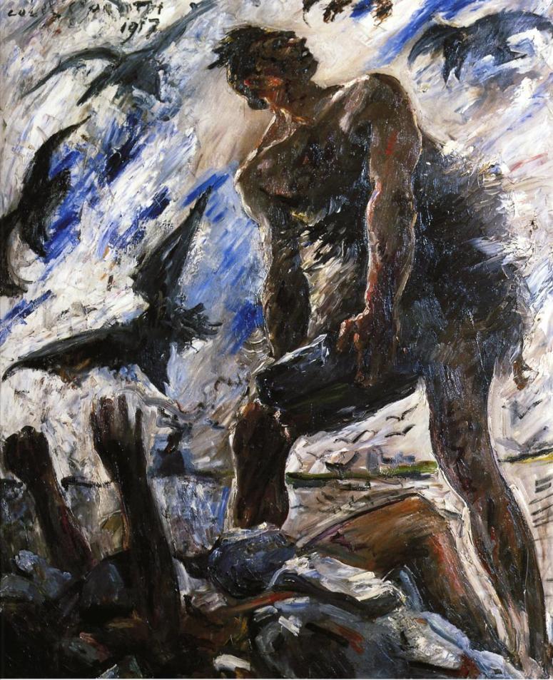 L. Corinth_Cain_1917