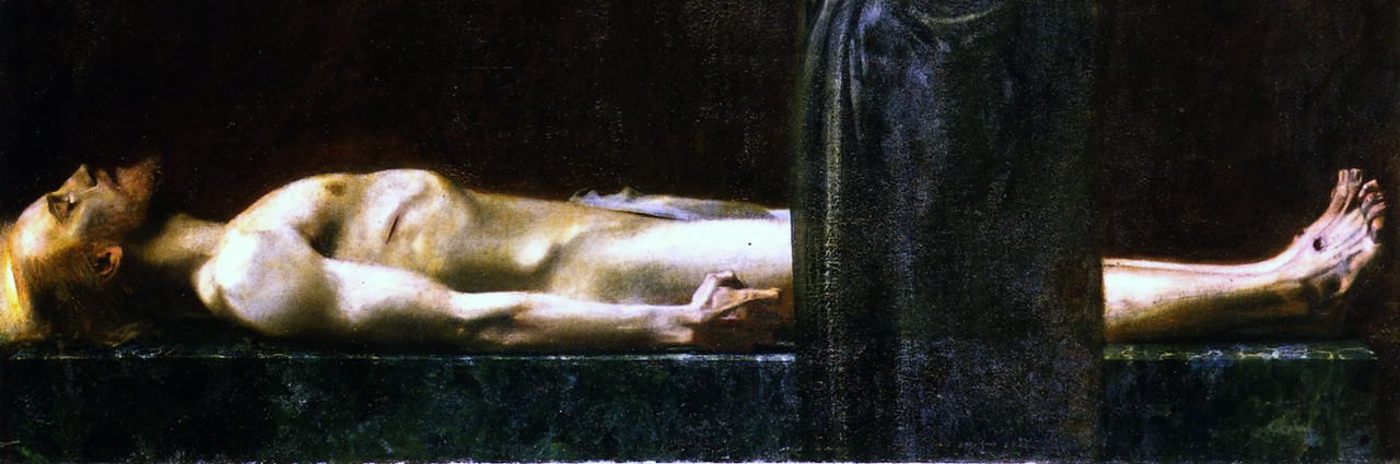Franz von Stuck (II) – Views of death and horror from the Gospel