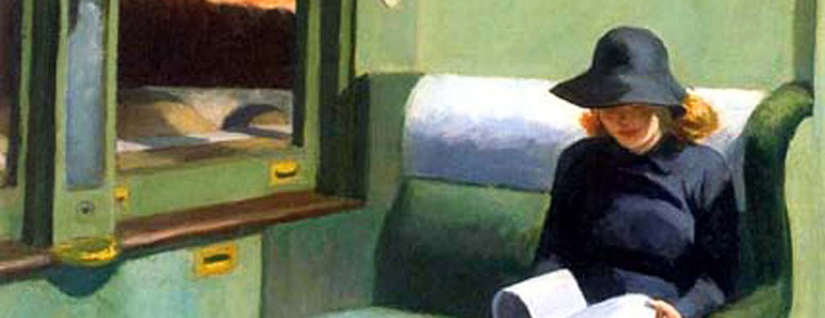 Edward Hopper (XVI) – Pulling us inside the painting